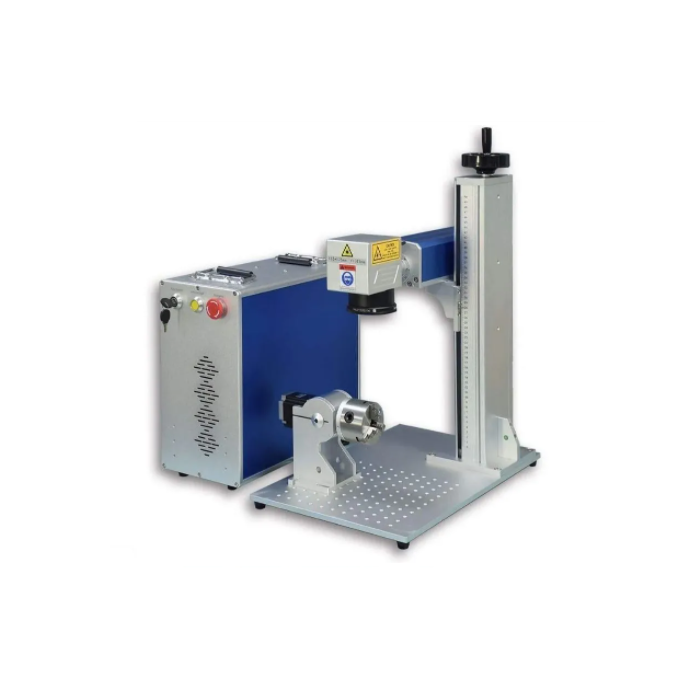 Máquina De Gravação A Laser Metais Cnc Fiber Fibra 20w  - F-TEC Com de Produtos Gerais