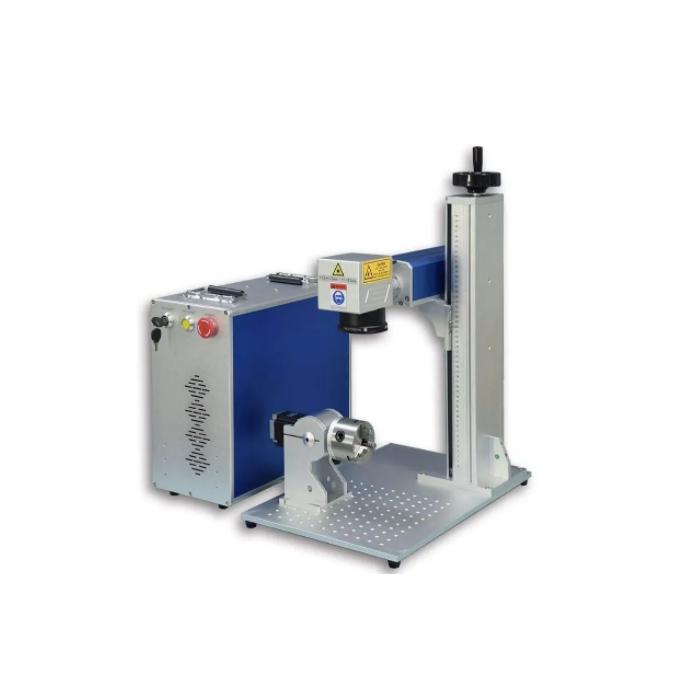 Máquina De Gravação A Laser Metais Cnc Fiber Fibra 30w  - F-TEC Com de Produtos Gerais