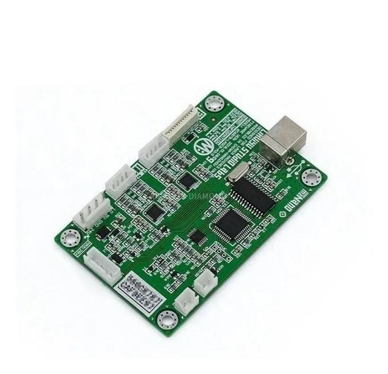 Placa Mãe Controladora Laser Co2 Laserdraw Corel Laser