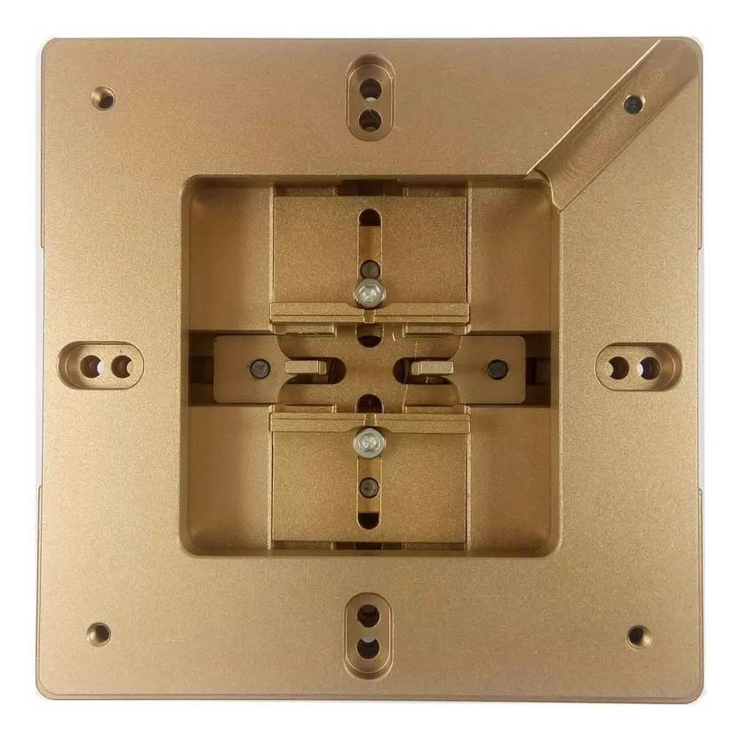 Suporte Stencil Bga Magnético Reballing 80x80 90x90  - F-TEC Com de Produtos Gerais