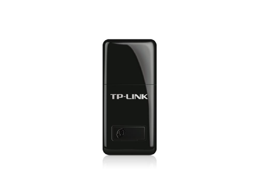 Adaptador Wireless TP Link Tl-WN823N USB Mini N300Mbps