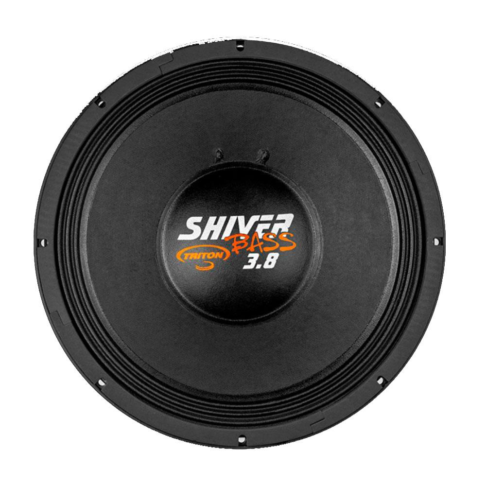 Alto Falante 15 Polegadas Shiver Bass 3.8 1900Wrms 4 Ohms