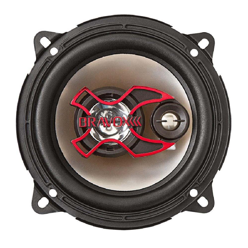 Alto Falante Bravox Triaxial B3X50X 5 Pol 50Wrms 4R Universal Par