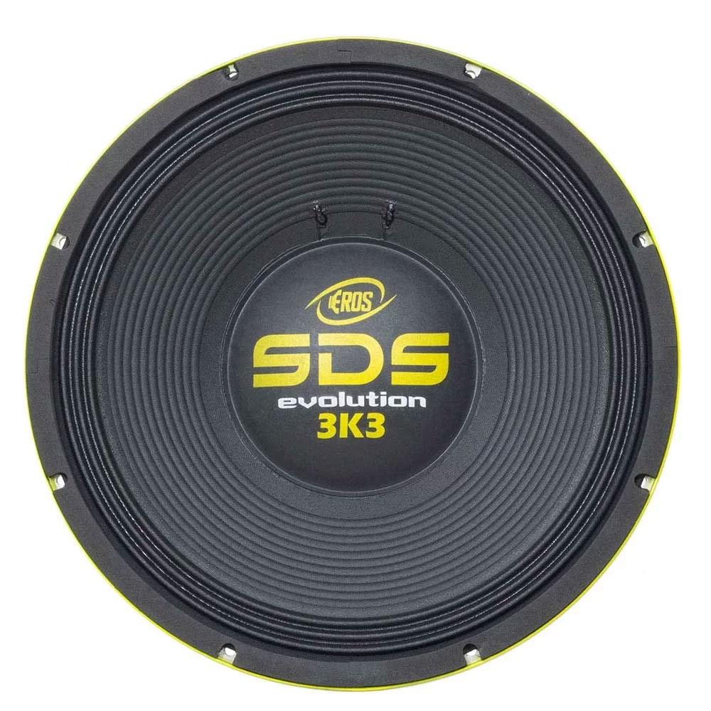 Alto-falante Subwoofer Eros E-15 SDS 3K3 Evolution 1650WRMS