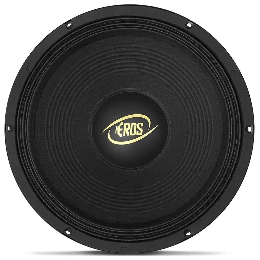 Alto-falante Woofer Eros E- 450 LC Black 12 polegadas