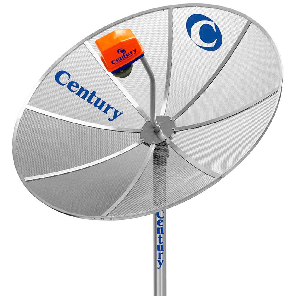 Antena Century 1.50M Multiponto Super Digital 15