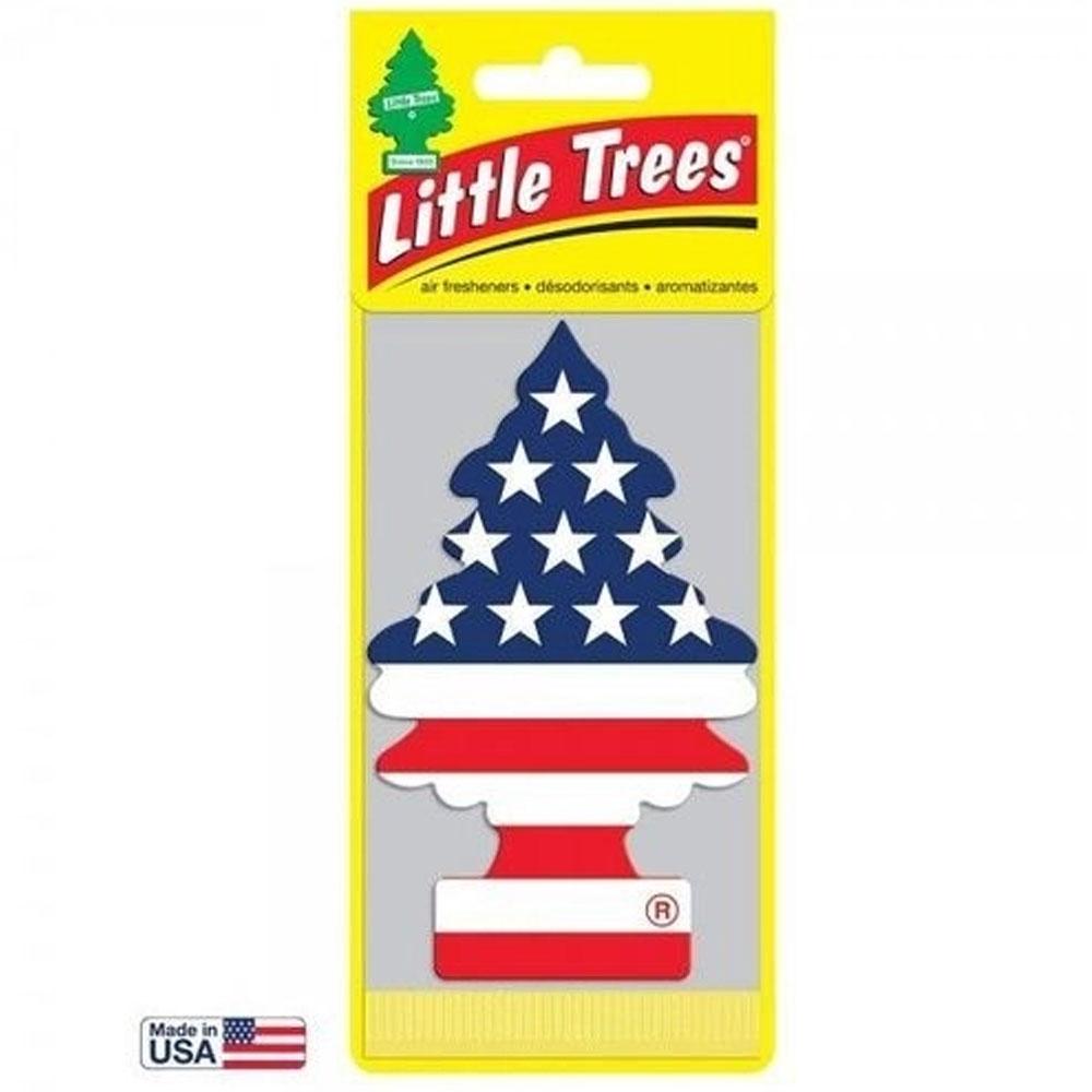 Aromatizante Automotivo Little Trees America