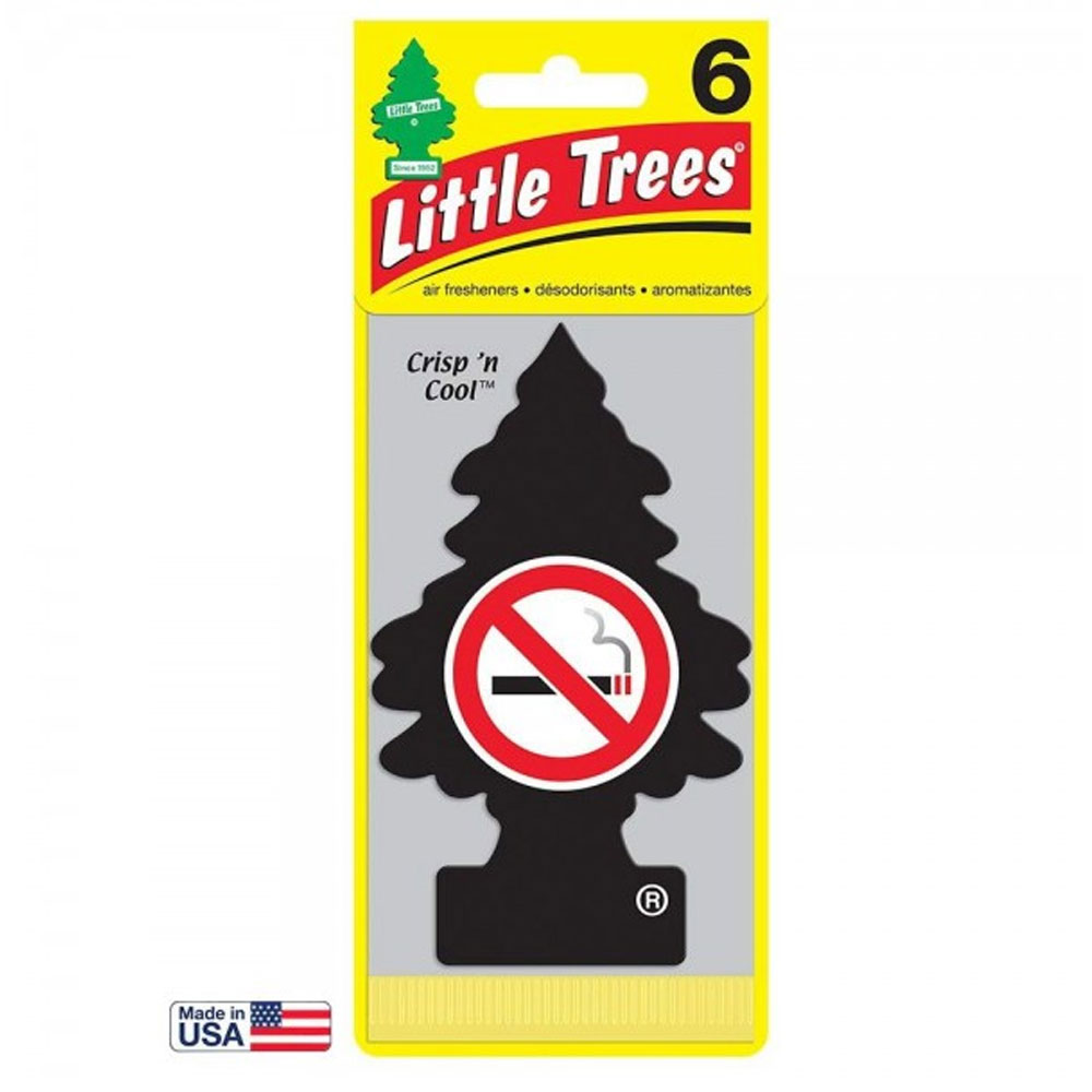 Aromatizante Automotivo Little Trees No Smoking