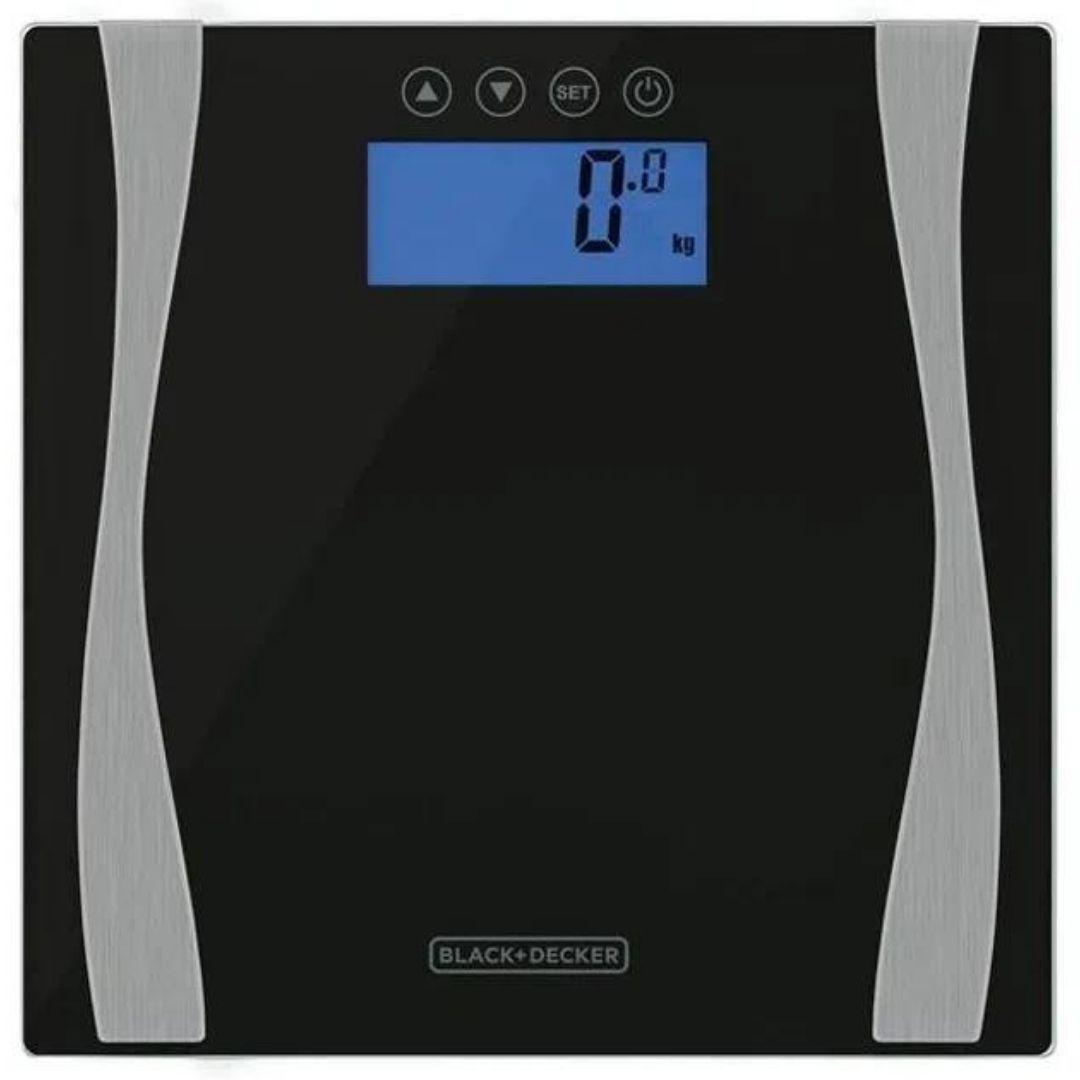 Balança Corporal Digital Black Decker BK60 Com Bioimpedância