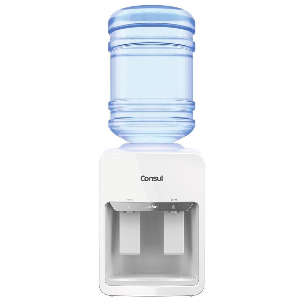 Bebedouro De Água Consul Gela Fácil CJK40AB 20L Branco Bivolt