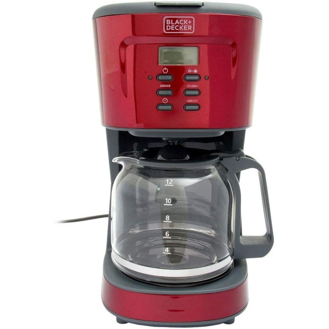 Cafeteira Automática CMP-B2 Black Decker Programável - 220V
