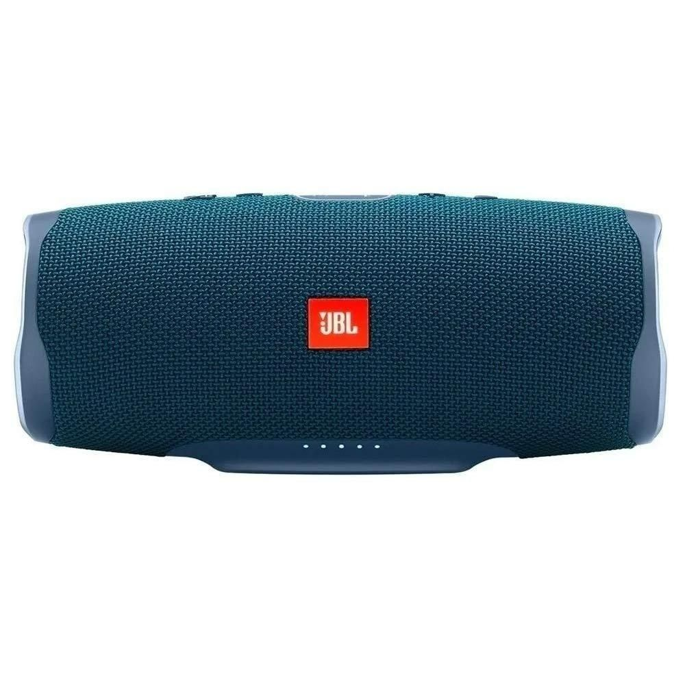 Caixa Bluetooth JBL Charge 4 Portátil Blue À prova d'agua