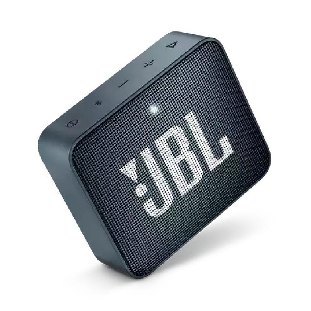 Caixa de Som Portátil BT JBL Go 2 Navy IPX7