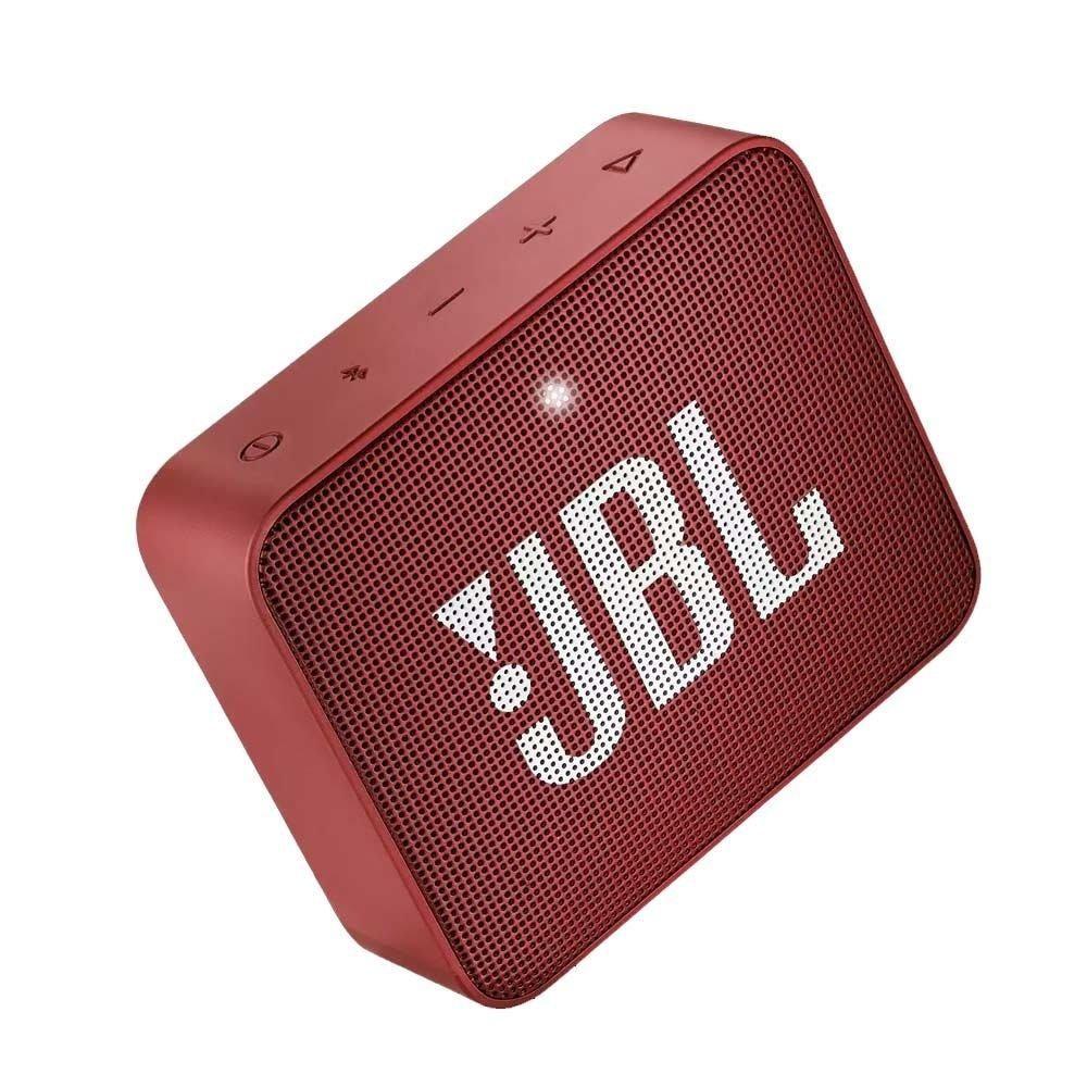 Caixa De Som Portátil Com Bluetooth - JBL GO 2 IPX7 - 5 Cores Disponíveis