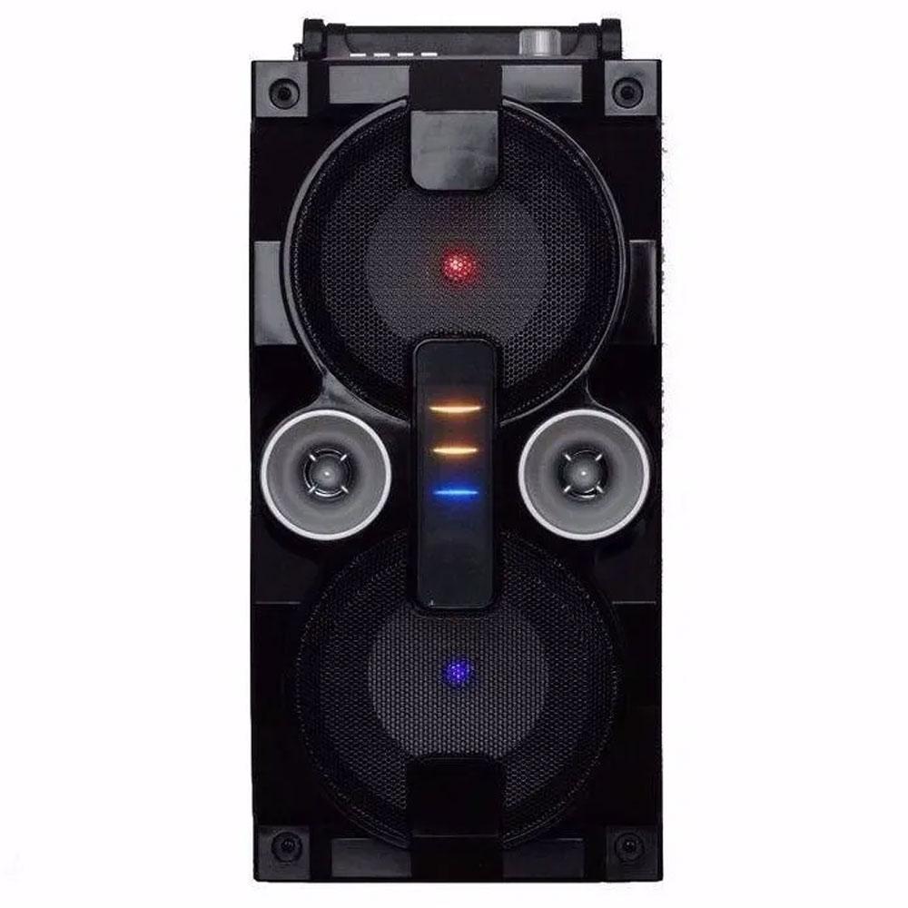 Caixa de Som Bluetooth Grasep D-BH2807 Preta