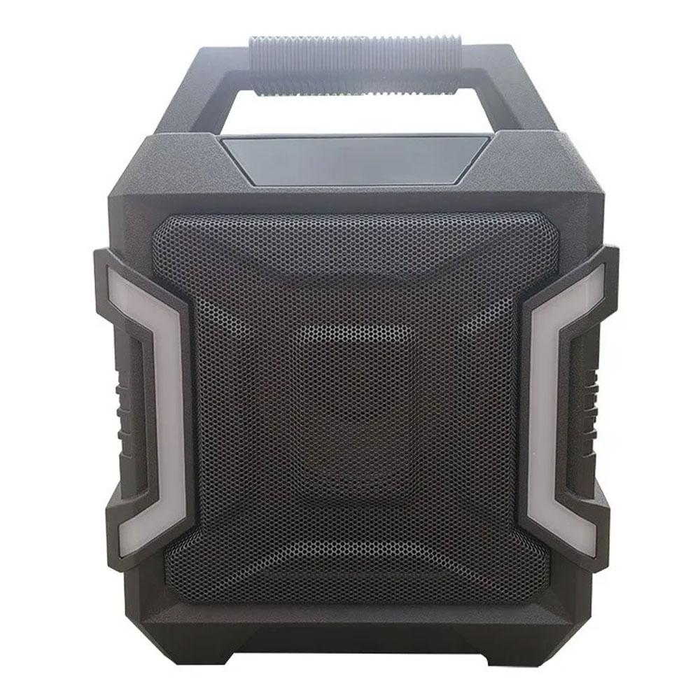 Caixa de Som Grasep Bluetooth/SD/USB D-K01 Preta