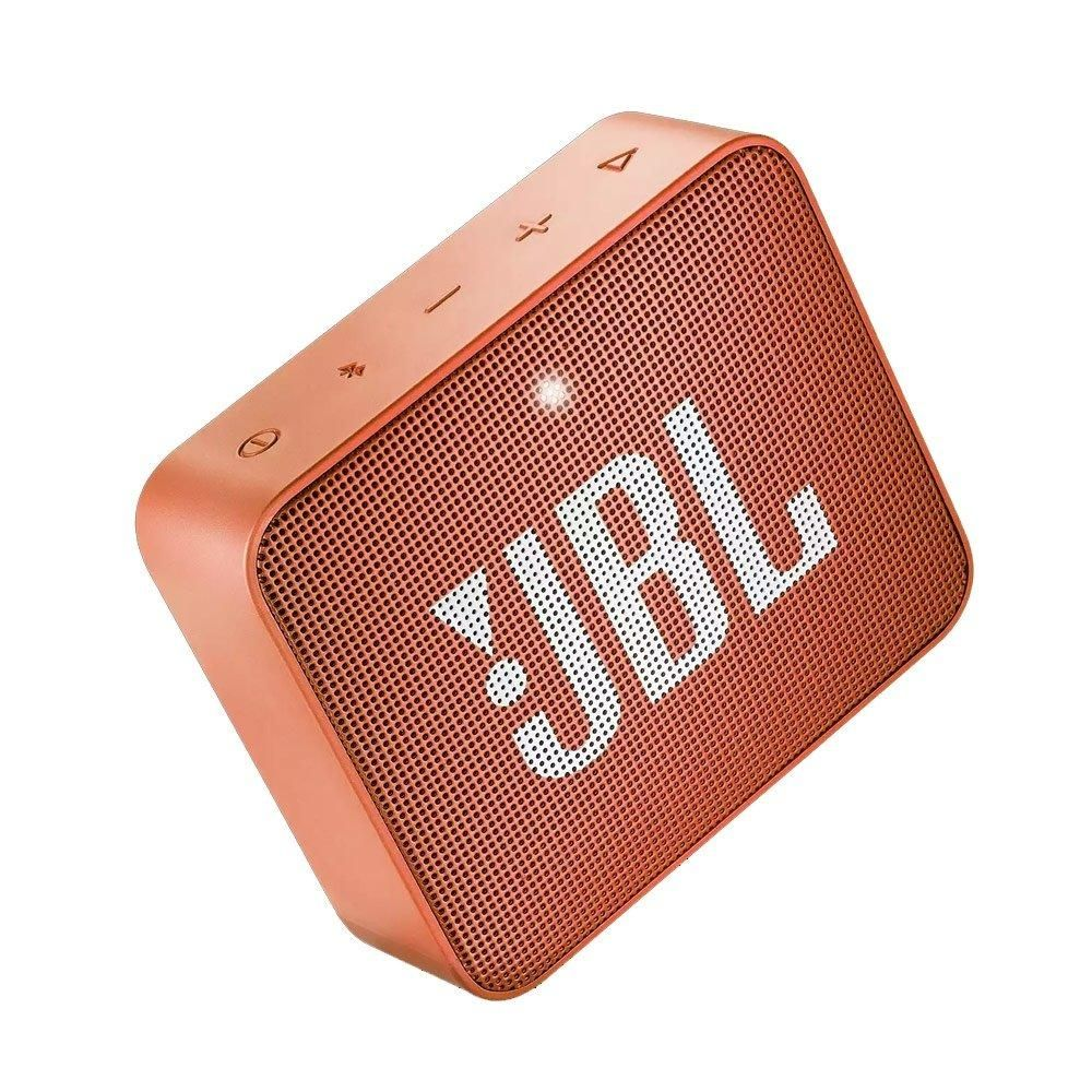 Caixa de Som JBL GO2 Bluetooth Orange à prova d'água