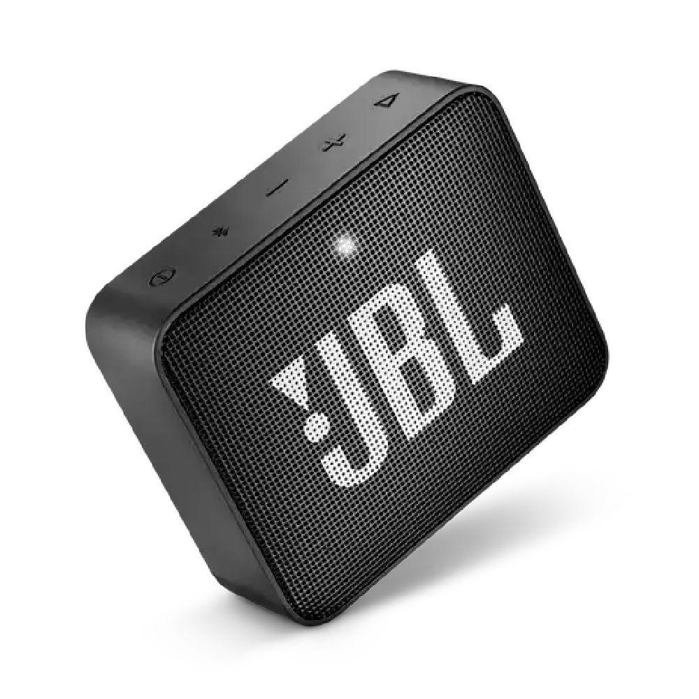Caixa de Som Portátil BT JBL Go 2 Black IPX7