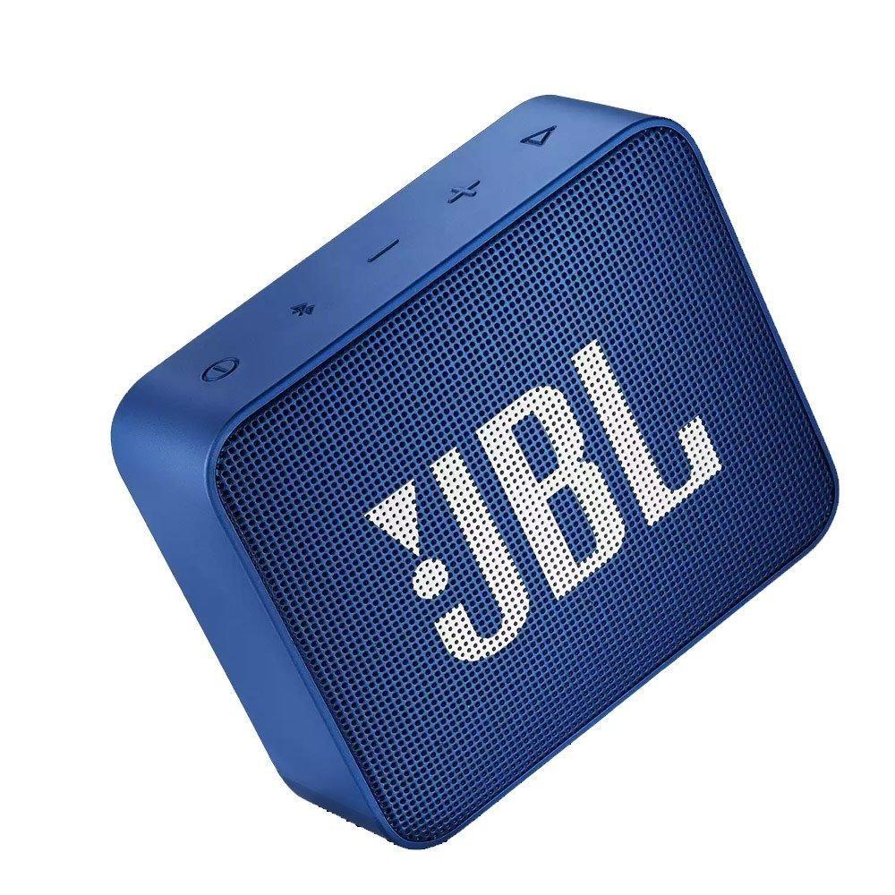 Caixa de Som Portátil BT JBL Go 2 Blue IPX7