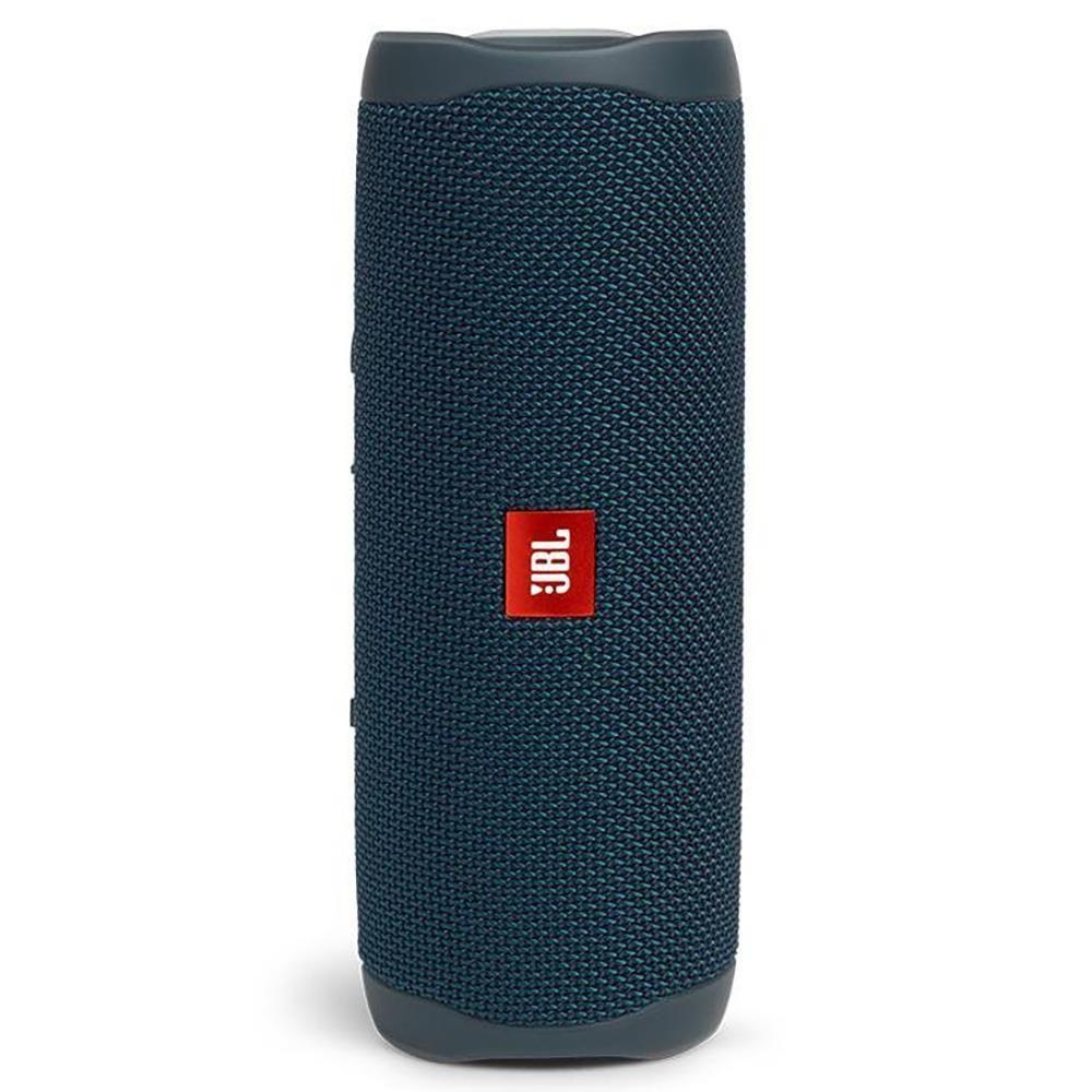Caixa de Som Portátil JBL Flip 5 com Bluetooth, À Prova D'água