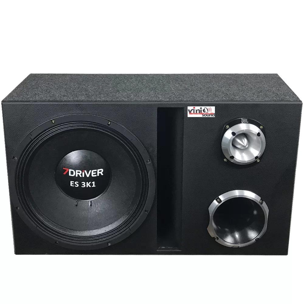 Caixa Trio 7 Drive ES 3k1 + D405 + ST400