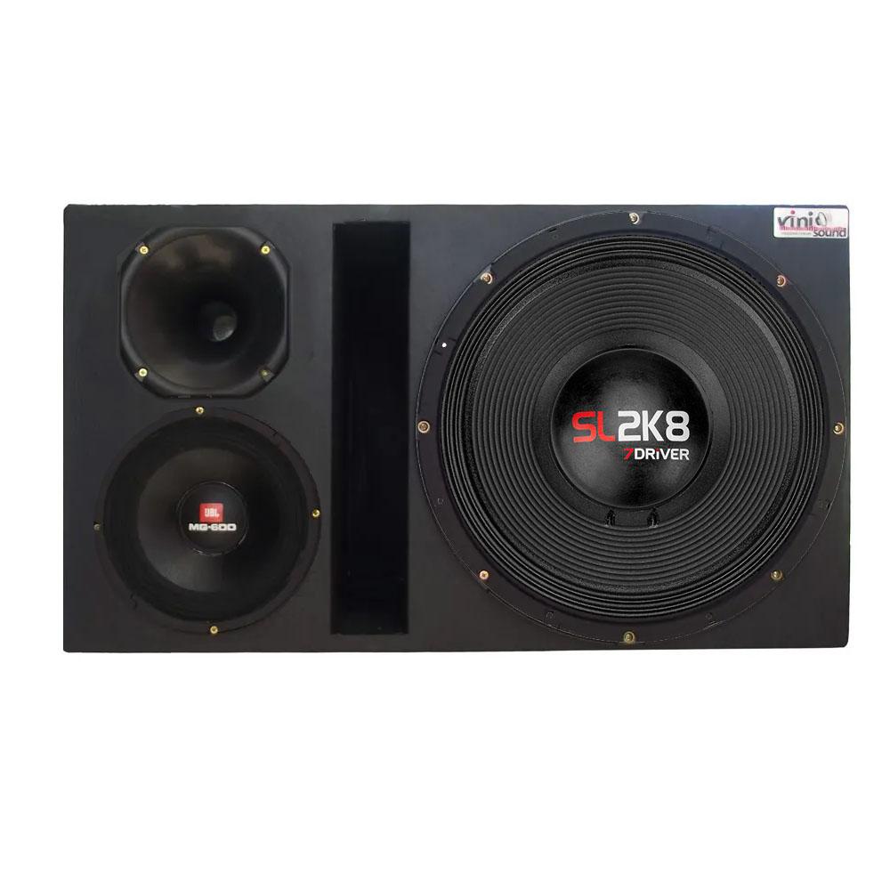 Caixa Trio 7Driver 15 2K8 + D220 TI + 8MG600 - Frete Gratis
