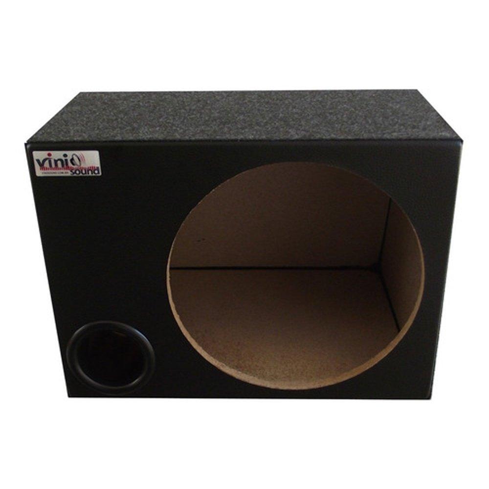 Caixa vazia Dutada 1 Alto Falante De 12 Polegadas 15mm