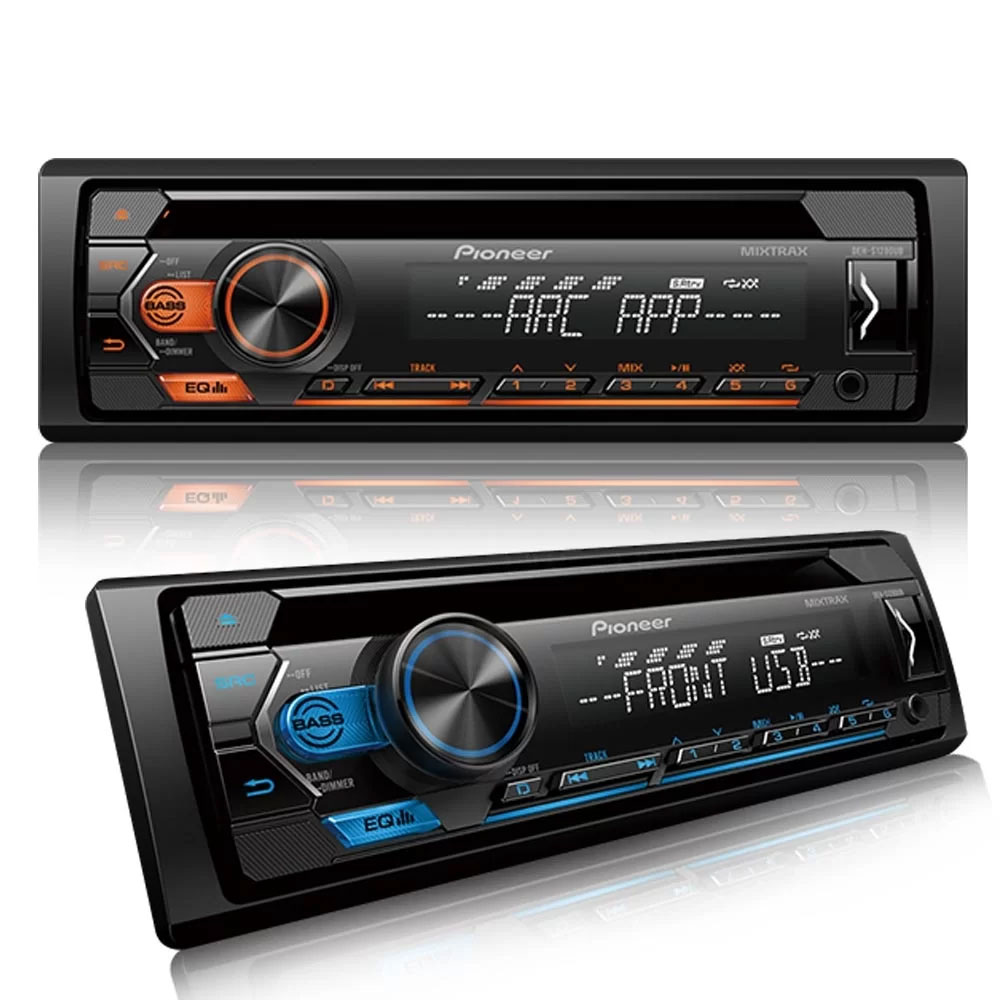 CD Player Pioneer DEH-S1280UB c/ USB + Controle Remoto