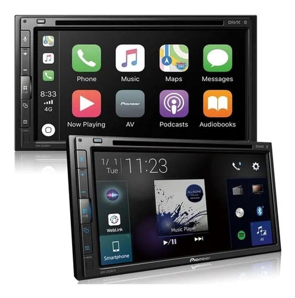 Central Multimídia Pioneer Avh-z5280tv 6.8 Polegadas Touchscreen