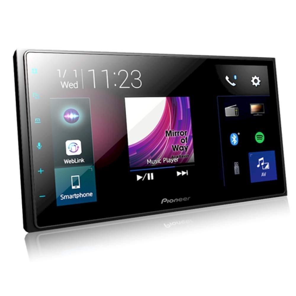 Central Multimídia Pioneer Dmh-Z5380tv com Bluetooth e Tv