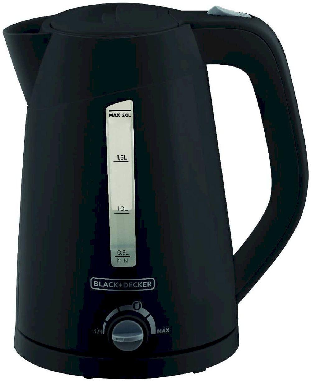 Chaleira Elétrica Black+Decker Controle Temperatura - 127V/220V