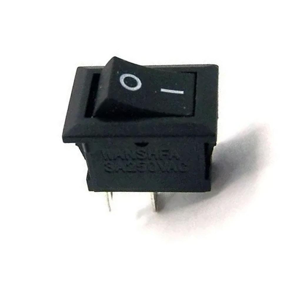 Chave Gangorra Retangular Mini Storm 5 Peças por pacote