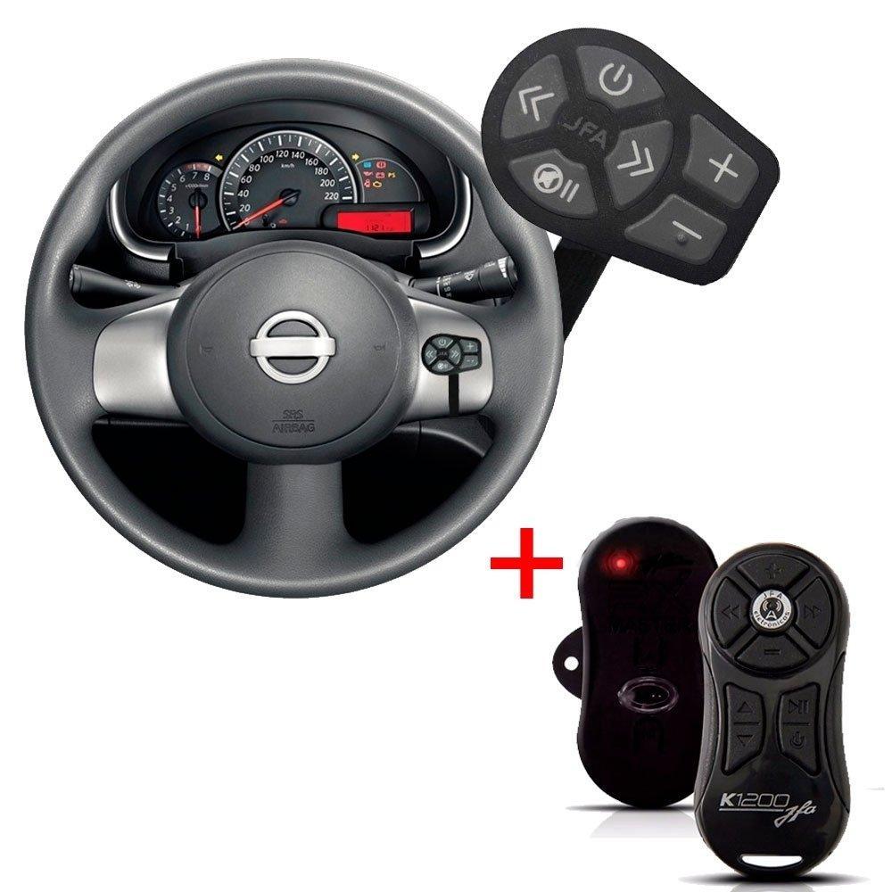 Controle de Volante + K1200 Jfa Slim Rf Combo