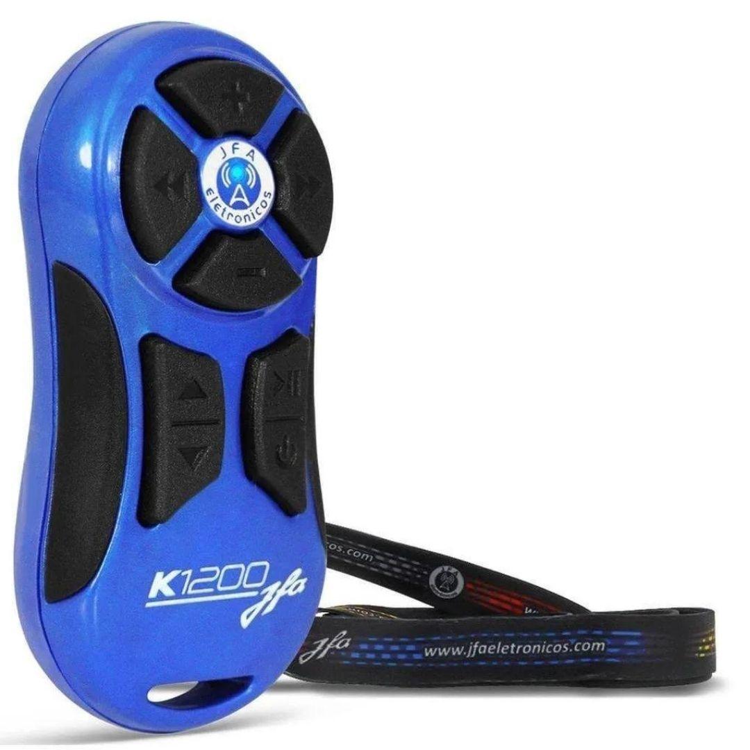 Controle Longa Distância JFA K1200 com Receptor - Azul
