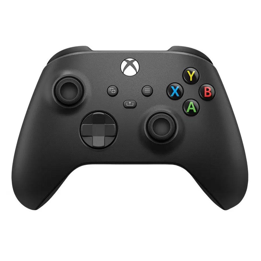 Controle Sem Fio Xbox Series Carbon Black