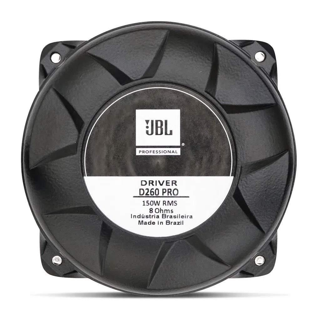 Driver D260 PRO JBL Selenium 150W RMS 8 Ohms