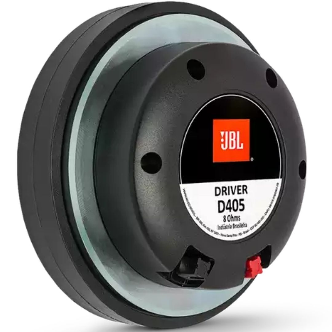 Driver JBL Selenium D405 100w Rms 8 Ohms Diafragma Fenólico