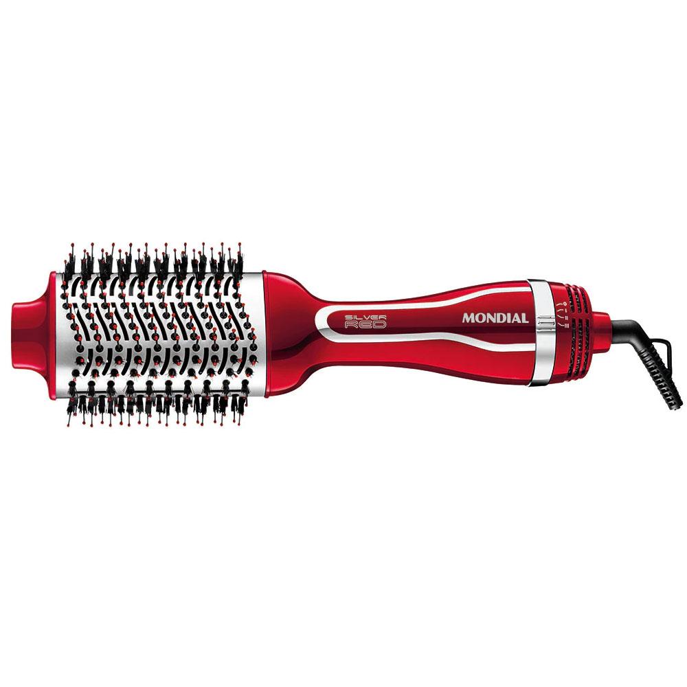 Escova Secadora Mondial ES-07 Vermelha 220V
