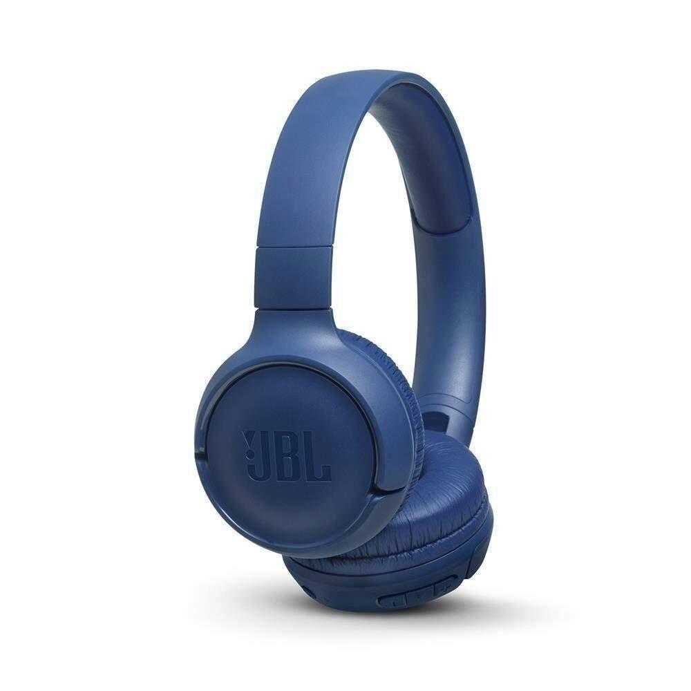 Fone de Ouvido JBL Bluetooth  Tune 500 BT Azul