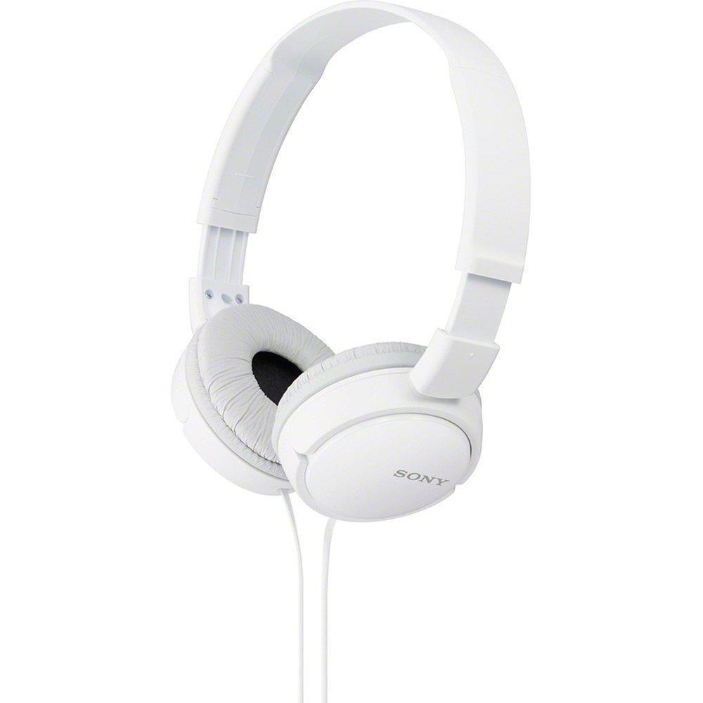 Fone de Ouvido Sony MDR-ZX110/WCAE Dobrável Branco