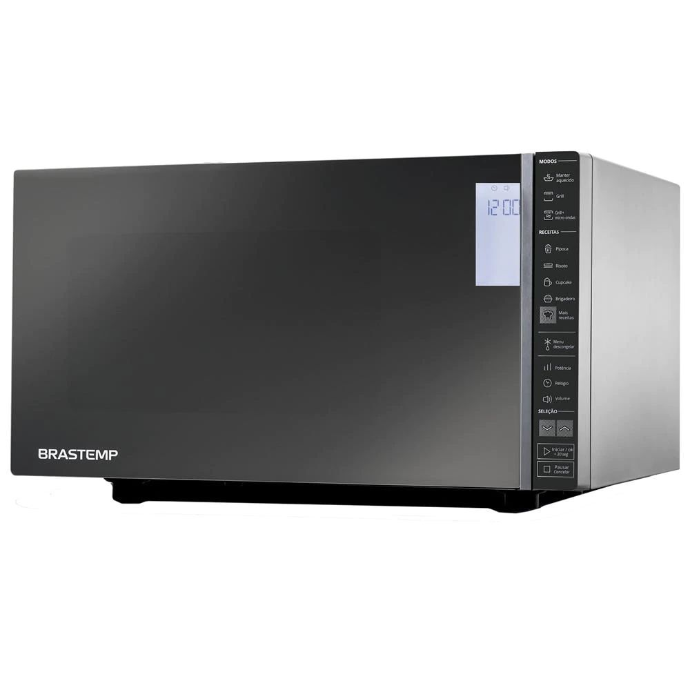 Forno de Micro-ondas Brastemp BMG45AR - 32 Litros
