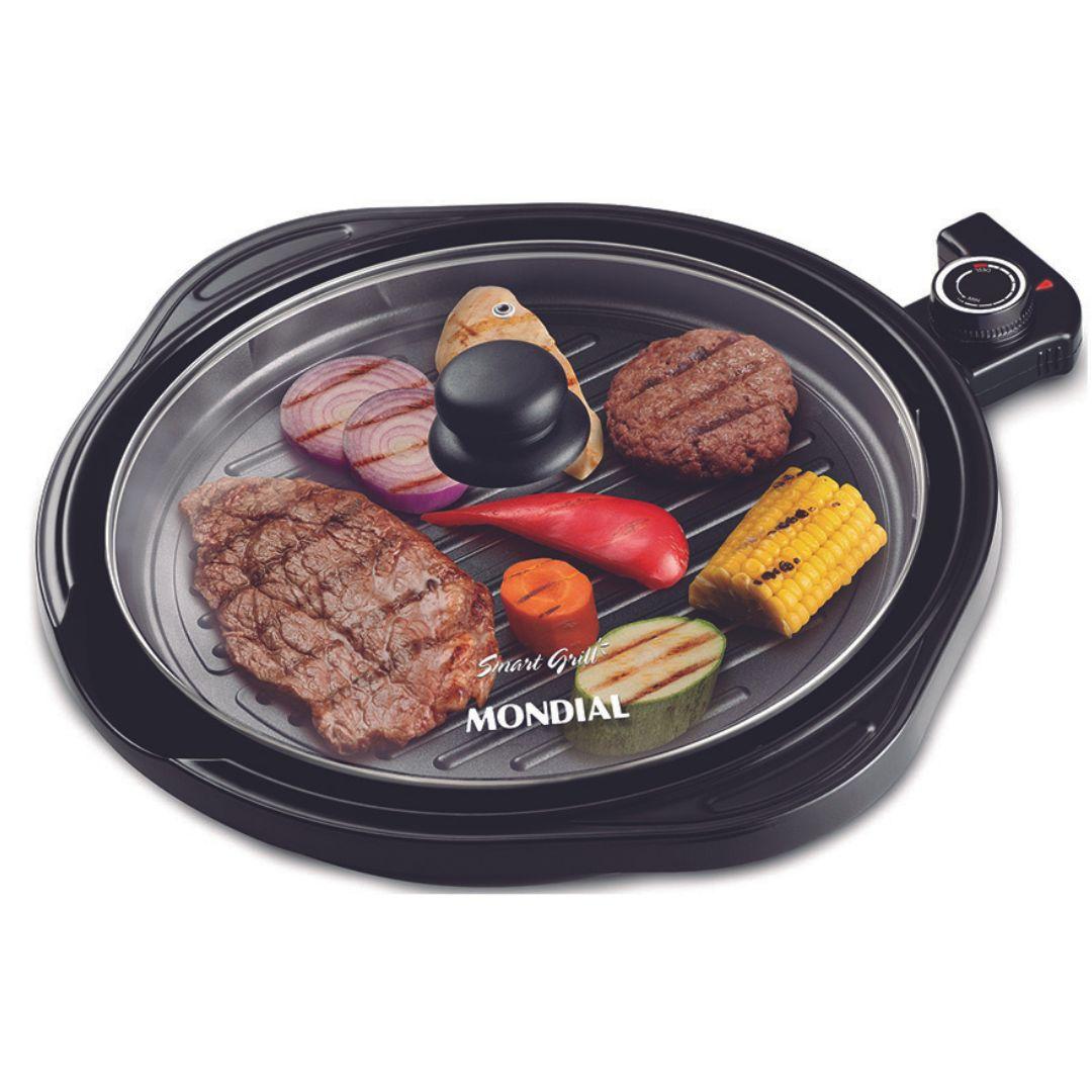 Grill Mondial Smart Grill 2 em 1 G-04 1200W - 110V