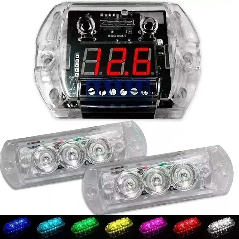 Kit Strobo RGB Volt Zendel