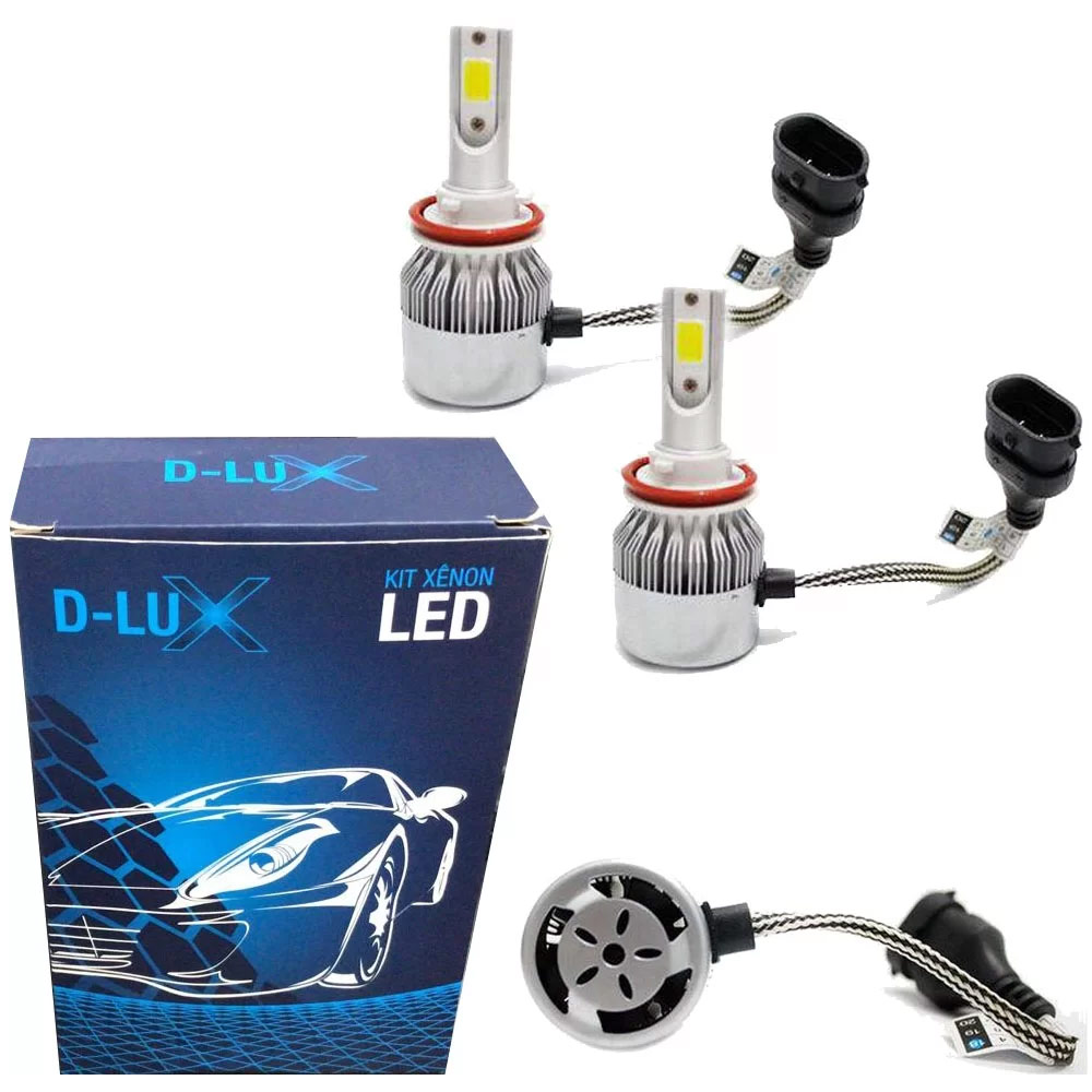 Kit Super Led D-Lux 9006 HB4