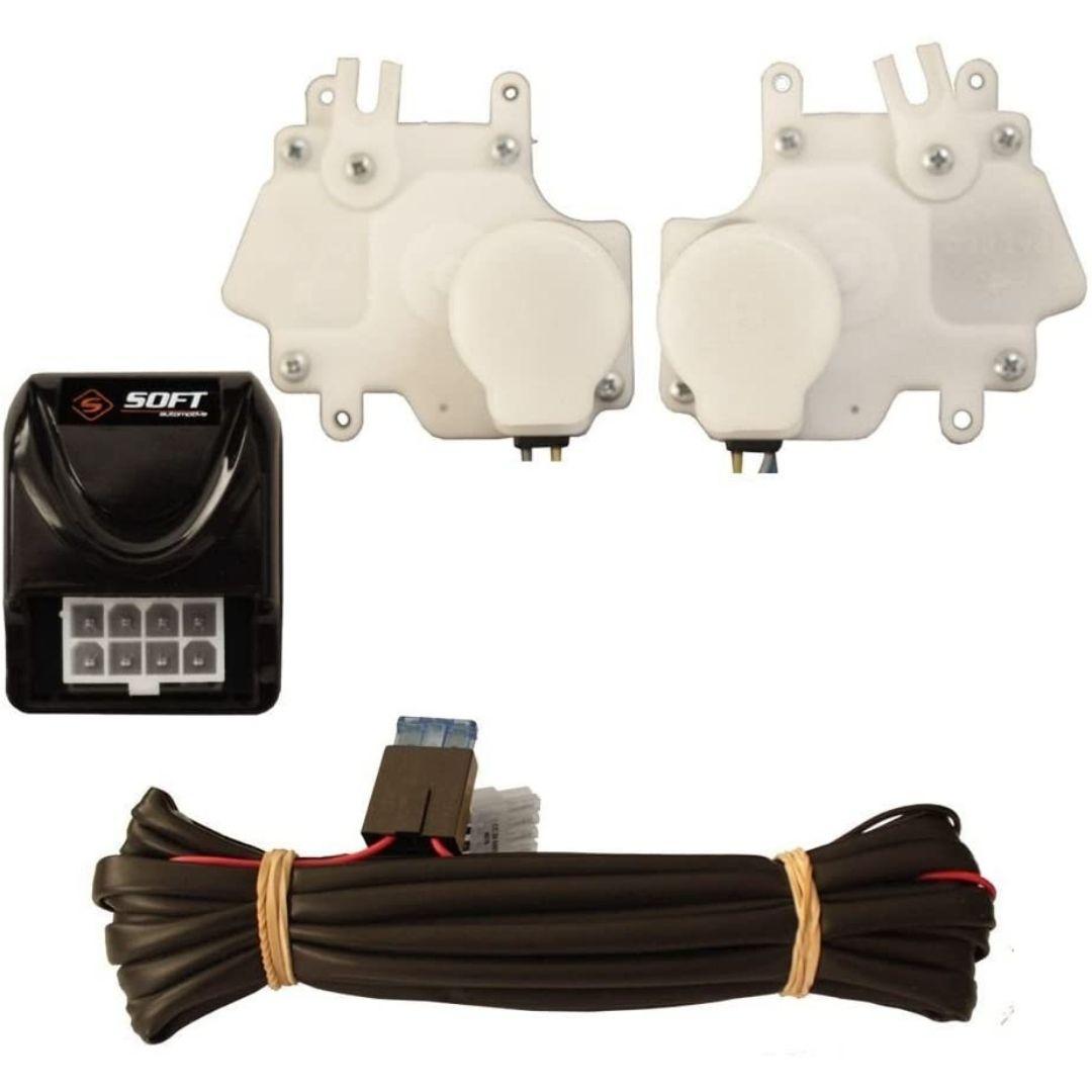 Kit Trava Elétrica Palio/Strada/Celta 2 Portas Mono SOFT