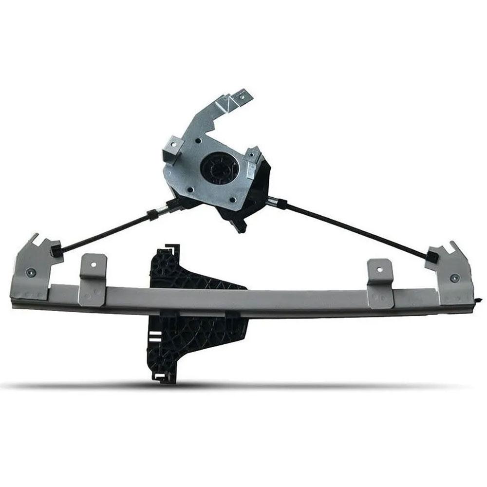 Máquina de Vidro Elétrico Gol G5 4P Dianteira Esquerda s/ Motor Dial