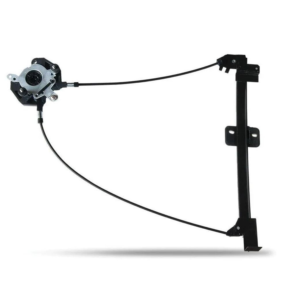 Máquina de Vidro Elétrico s/ Motor Gol Quadrado Direita Dial