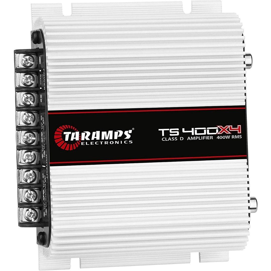 Módulo Amplificador Automotivo Taramps TS400x4 - 2 Ohms