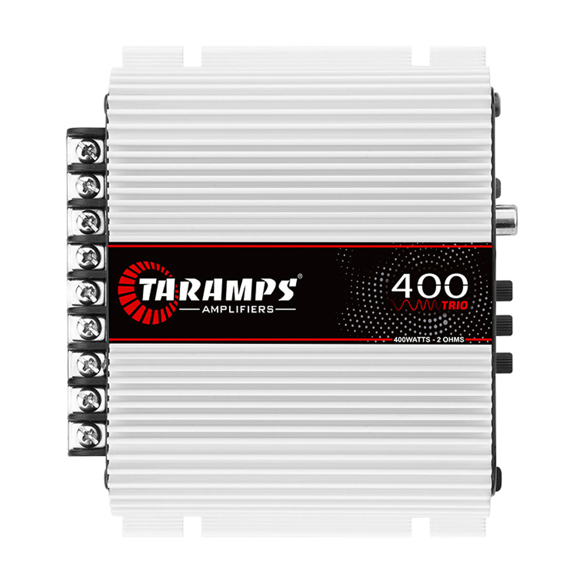 Modulo Amplificador Taramps D 400 Trio 3 Canais 400W 2Ohms