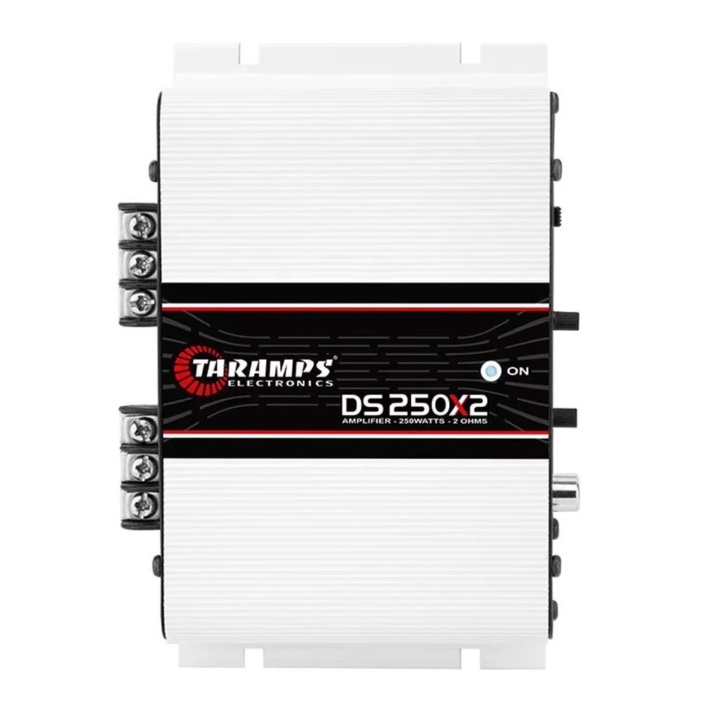 Módulo Amplificador Taramps DS250x2 250 Watts RMS